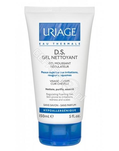 URIAGE Uriage d.s żel myjący 150 ml