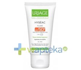 BIO-PROFIL POLSKA SP. Z O.O. URIAGE HYSEAC Fluid przeciwsłoneczny SPF50+ skóra trądzikowa 50ml