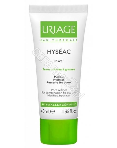 URIAGE Uriage hyseac mat krem 40 ml