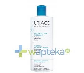BIO-PROFIL POLSKA SP. Z O.O. URIAGE Woda micelarna do skóry normalnej i wrażliwej 500ml