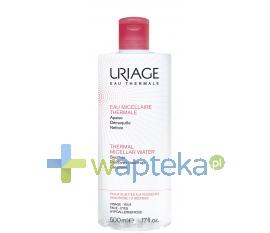 BIO-PROFIL POLSKA SP. Z O.O. URIAGE Woda micelarna do skóry wrażliwej i naczynkowej 500ml