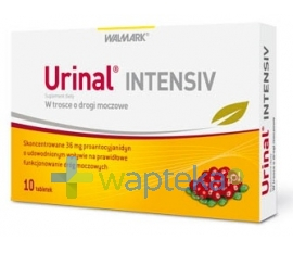 WALMARK Urinal Intensiv 10 tabletek