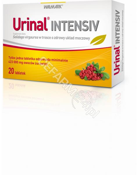 WALMARK Urinal intensiv x 20 tabl