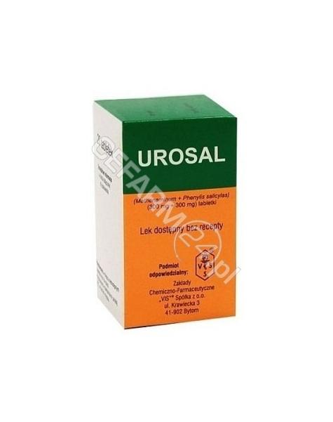 VIS Urosal 500 mg x 20 tabl