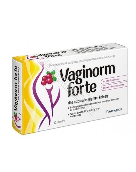 NOVASCON PHA Vaginorm forte x 10 kaps