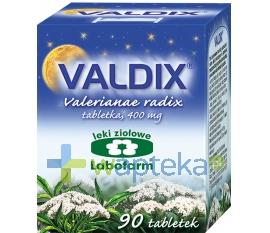 Labofarm Valdix 400 mg tabletki 90 szt