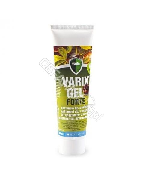 VIRDEPOL Varix forte żel kasztanowy z rutyną 100 ml