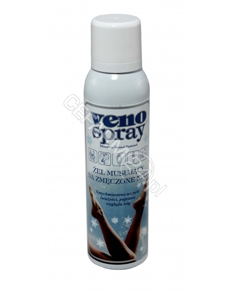 BIOMED KRAKÓW Venospray spray 150 ml