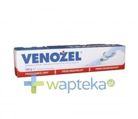 PHARMASWISS CZESKA REPUBLIKA S.R.O. Venożel żel 100 g