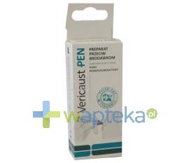 SANOFI AVENTIS SP. Z O.O. Vericaust Pen preparat przeciw brodawkom 1 ml
