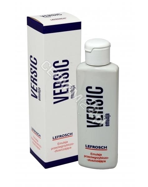 LEFROSCH Versic emulsja przeciwgrzybiczo - złuszczająca 110 ml