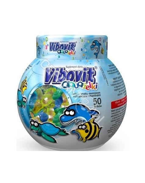 TEVA Vibovit aquażelki x 50 żelków