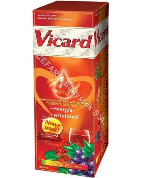 AFLOFARM Vicard płyn 850 ml
