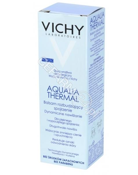 VICHY Vichy Aqualia Thermal Dynamiczne Nawilżanie - balsam rozbudzający spojrzenie 15 ml