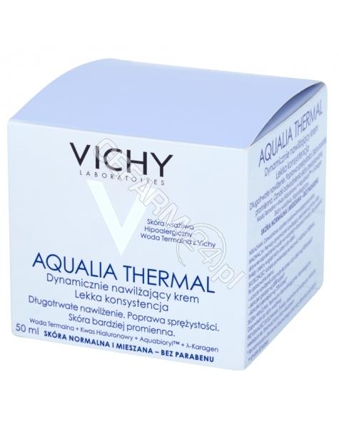 VICHY Vichy Aqualia Thermal Dynamiczne Nawilżanie - lekka konsystencja krem 50 ml