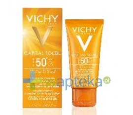 VICHY VICHY Capital Soleil krem aksamitny SPF50+ 50ml