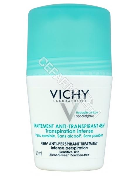 VICHY Vichy dezodorant w kulce do skóry normalnej kuracja przeciw nadmiernemu poceniu 48 h 50 ml