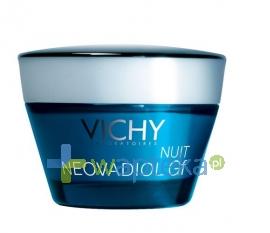 VICHY Vichy NEOVADIOL GF krem na noc 50 ml + KOSMETYCZKA miniproduktów GRATIS