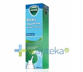 WICK PHARMA ZWEIGNIEDERLASSUNG DER PROCTER Vicks AquaForte spray do nosa 100 ml