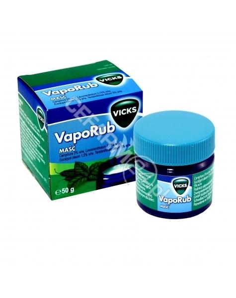 PROCTER & GA Vicks vaporub maść 50 g