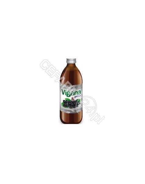 NATURIKON Vigana aronia sok 500 ml (data ważności <span class=
