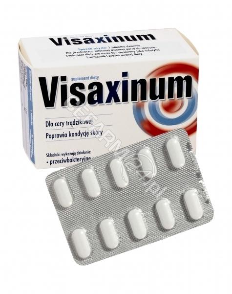 AFLOFARM Visaxinum x 60 tabl