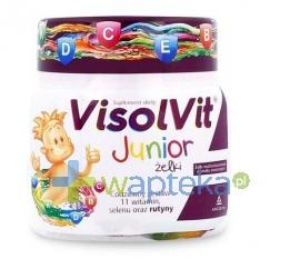 GLAXO WELLCOME S.A. Visolvit Junior Żelki 50 sztuk