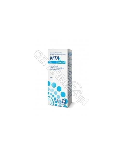 VITIS PHARMA Vita K Aerozol 10 ml