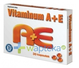 HASCO-LEK PPF Vitaminum A+E 30 kapsułek HASCO