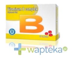 PRZEDSIĘBIORSTWO PRODUKCJI FARMACEUTYCZNEJ HASCO-LEK S.A. Vitaminum B Complex 50 tabletek HASCO
