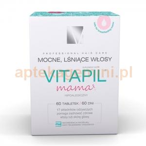 HOLBEX Vitapil Mama, 60 tabletek