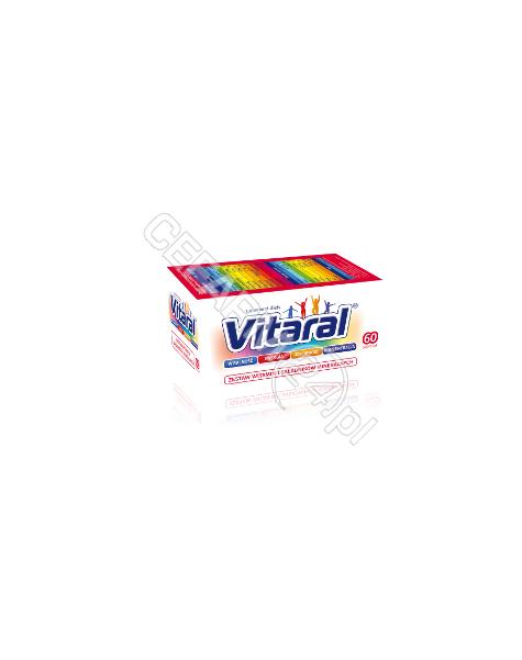 JELFA Vitaral x 60 draż