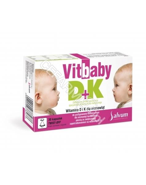 AYANDA Vitbaby d+k x 30 kaps twist-off