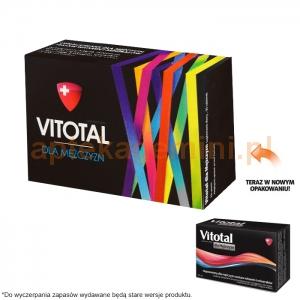 Aflofarm Vitotal dla mężczyzn, 30 tabletek