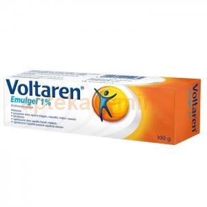 NOVARTIS Voltaren 1%, żel, 100g