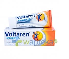NOVARTIS CONSUMER HEALTH SA Voltaren Emulgel żel 150 g