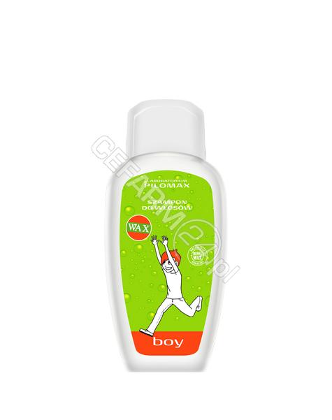 PILOMAX JOLANTA BORTKIEWICZ Wax Pilomax BOY szampon dla chłopców 250 ml