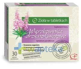 ZAKŁADY FARM. COLFARM Wierzbownica drobnokwiatowa 30 tabletek