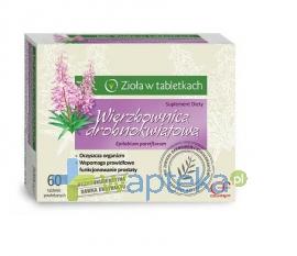 ZAKŁADY FARM. COLFARM Wierzbownica drobnokwiatowa 60 tabletek