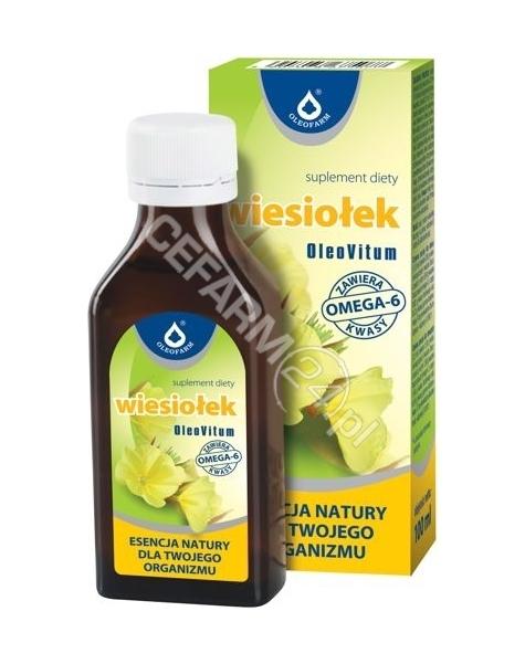 OLEOFARM Wiesiołek olej 100 ml