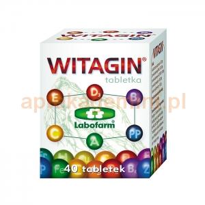 LABOFARM Witagin 40 tabletek OKAZJA