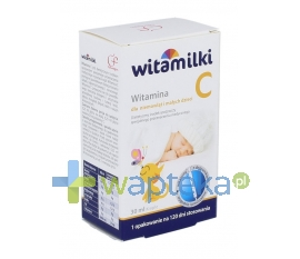COLFARM Witamilki Witamina C krople 30 ml