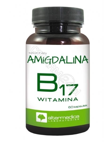 ALTER MEDICA Witamina b17- amigdalina x 60 kaps
