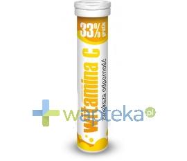 UPPHARMA SP. Z O. O. WITAMINA C tabletki musujace 20 sztuk UPPHARMA