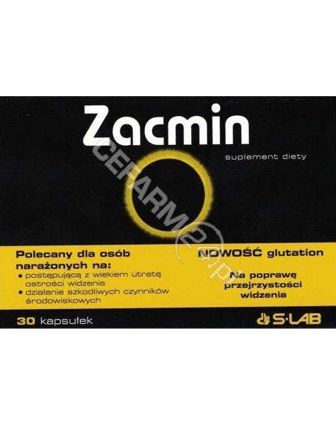 S-LAB Zacmin x 30 kaps