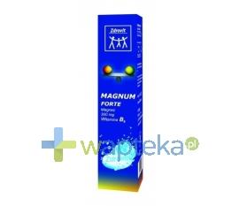 NATUR PRODUKT PHARMA SP. Z O.O. Zdrovit Magnum Forte 300 mg 20 tabletek musujących