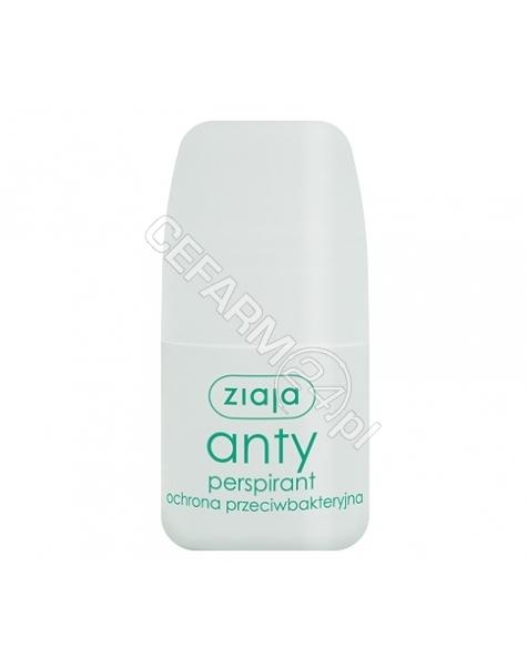 ZIAJA Ziaja anty-perspirant ochrona przeciwbakteryjna 60 ml