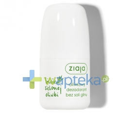 ZIAJA LTD. Z.P.L. SP. Z 0.0. ZIAJA LIŚCIE OLIWKI Dezodorant roll-on 50 ml