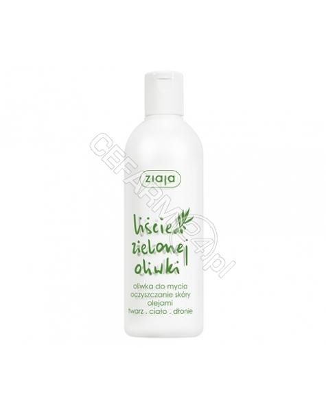 ZIAJA Ziaja liście zielonej oliwki - oliwkowa oliwka do mycia 270 ml