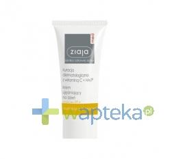 ZIAJA LTD. Z.P.L. ZIAJA MED kuracja dermatologiczna z witaminą C krem ujędrniający na dzień 50 ml